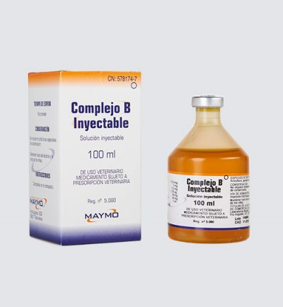 B Complex injectable